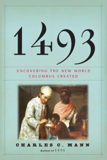 Book cover: 1493
