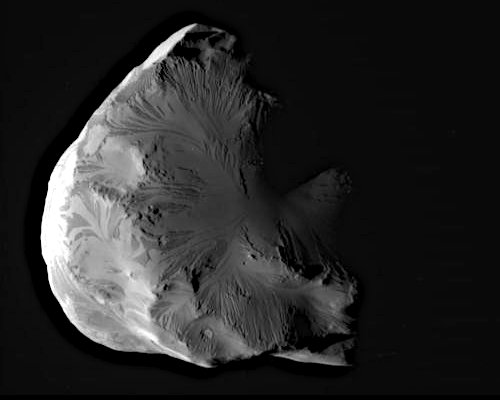 Helene (moon), Cassini image)