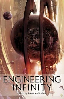 Book cover: Engineering Infinity