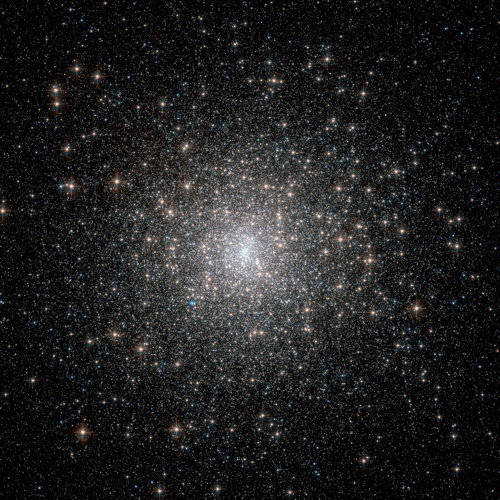 Messier 15 globular cluster (Hubble)