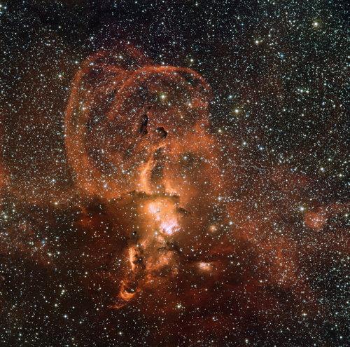NGC 3582 (ESO)