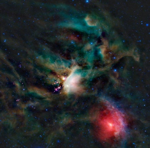 Rho Ophiuchi (WISE)