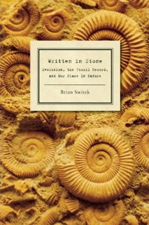 Book cover: Written in Stone