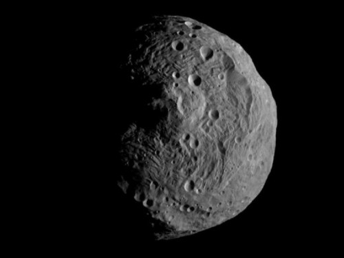 Vesta (Dawn spacecraft image)