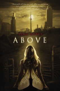 Book cover: Above