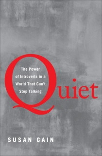 Book cover: Quiet (Cain)