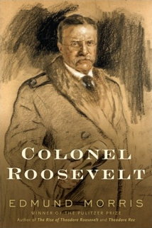 Book cover: Colonel Roosevelt