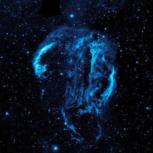 Cygnus Loop (GALEX)