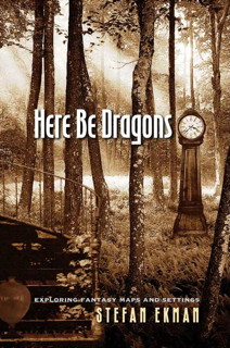 Book cover: Here Be Dragons
