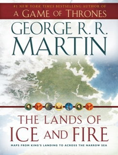 The Lands of Ice and Fire (cover)