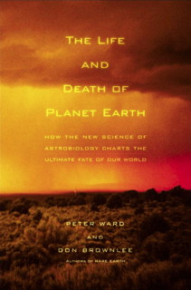 Book cover: The Life and Death of Planet Earth