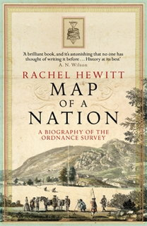 Book cover: Map of a Nation