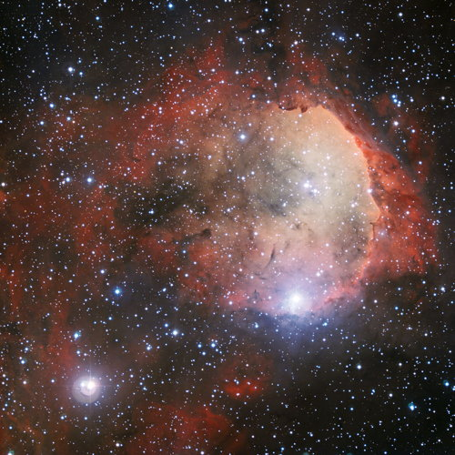 NGC 3324 (ESO)