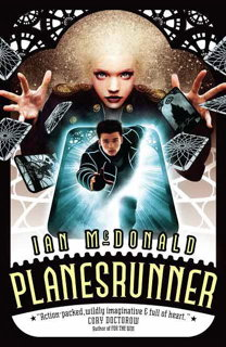 Book cover: Planesrunner