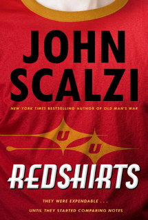 Book cover: Redshirts