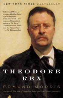 Theodore Rex (cover)