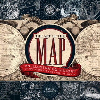 Book cover: The Art of the Map