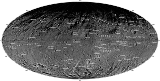 Atlas of Vesta
