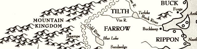 Fool's Errand map (excerpt)