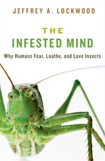 Book cover: The Infested Mind
