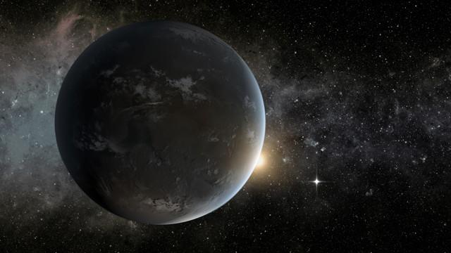 Kepler 62 system (artist's conception)