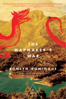 Book cover: The Mapmaker's War