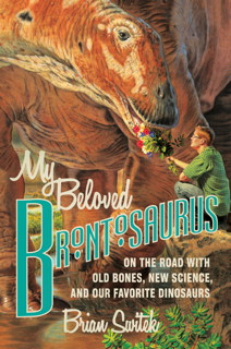 Book cover: My Beloved Brontosaurus