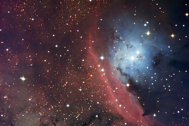 NGC 6559 (ESO)