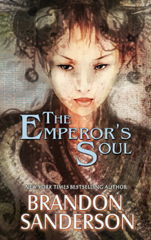 Book cover: The Emperor's Soul