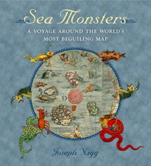 Book cover: Sea Monsters (Nigg)