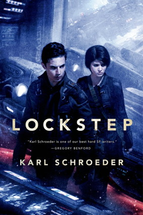 Book cover: Lockstep