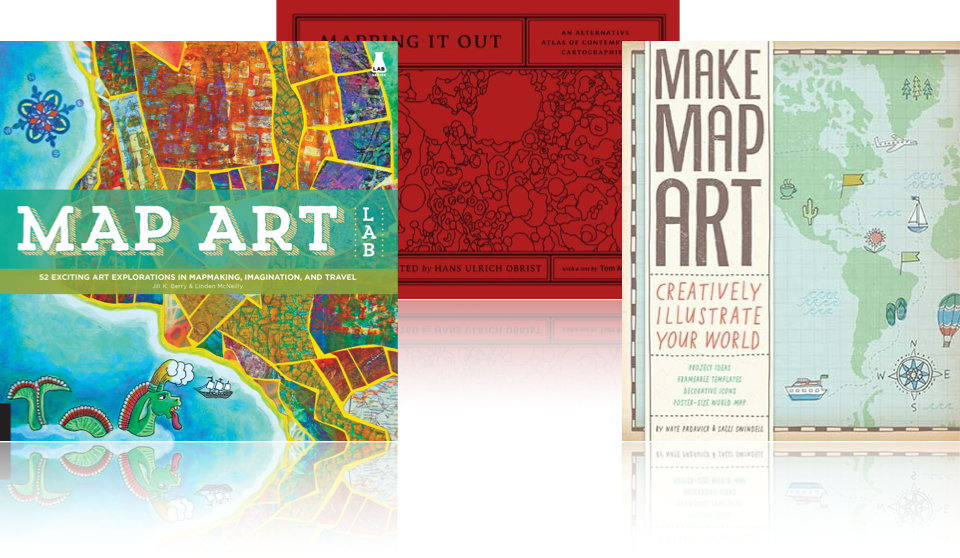 Map Books of 2014: Map Art