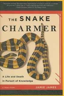 Book cover: The Snake Charmer