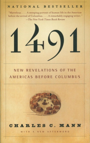 Book cover: 1491