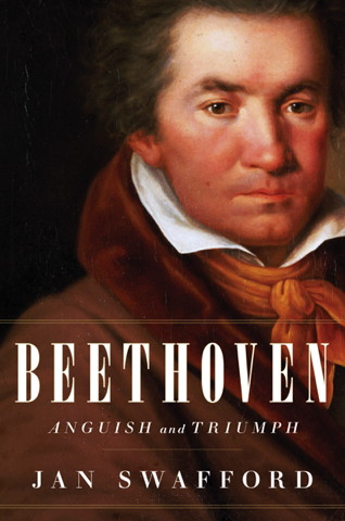 Book cover: Beethoven: Anguish and Triumph