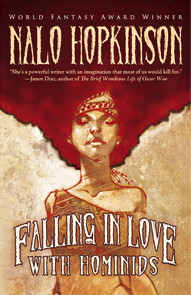 Book cover: Falling in Love with Hominids