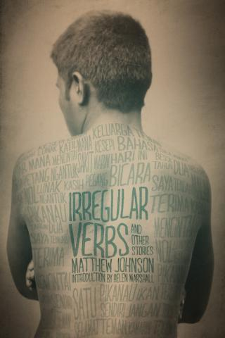 Book cover: Irregular Verbs and Other Stories