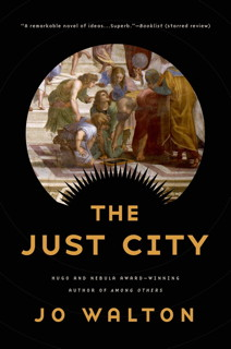 Book cover: The Just City