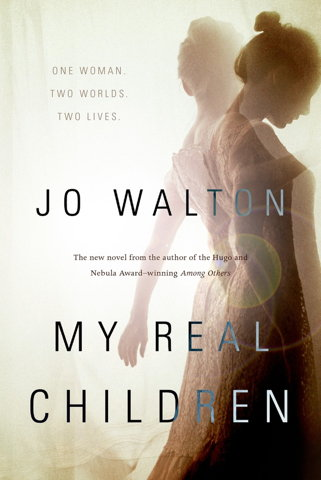 Book cover: My Real Children
