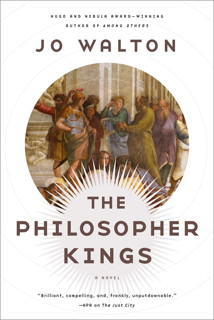 Book cover: The Philosopher Kings