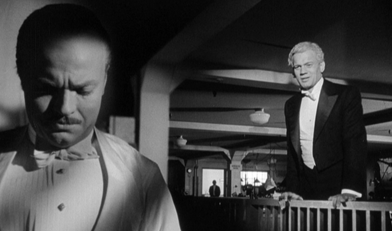 A relevant screencap from Citizen Kane