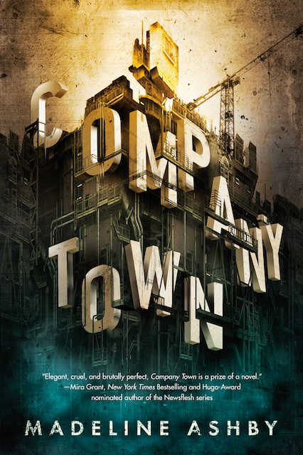 Book cover: Company Town