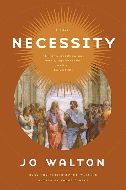 Book cover: Necessity