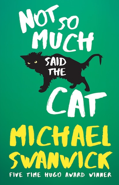 Book cover: Not So Much, Said the Cat