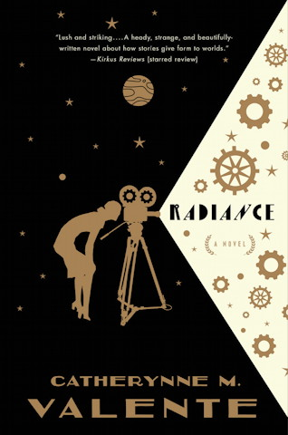 Book cover: Radiance