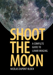 Book cover: Shoot the Moon